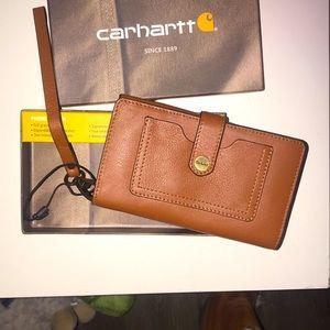 Carhartt Phone Clutch New in Box